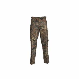 Spodnie wojskowe Mil-Tec US Ranger BDU Flecktarn