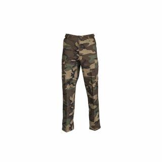 Spodnie wojskowe Mil-Tec US Ranger BDU Woodland
