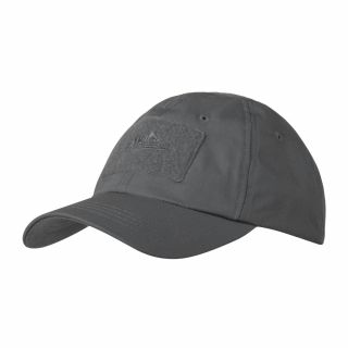 Czapka Helikon Baseball - PolyCotton Ripstop - Shadow Grey