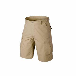 Krótkie Spodnie Helikon BDU Cotton Ripstop Beżowe L/Reg