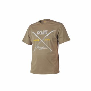 T-Shirt Helikon Polish Multitool Coyote XL/Reg