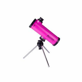 Teleskop Acuter Newton 50 mm Różowy