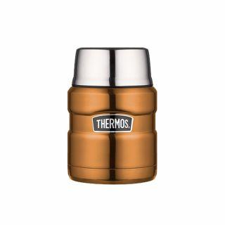 Termos obiadowy Thermos King Food Jar 0.47L Copper