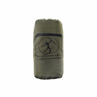 Płachta biwakowa Bushmen Thermo Tarp 3x3 Olive