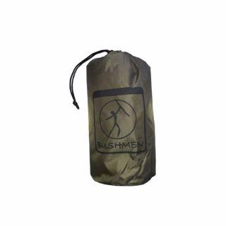 Płachta biwakowa Bushmen Thermo Tarp 2x3 Olive