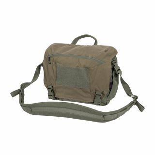 Torba Helikon URBAN COURIER Medium Coyote Adaptive Green