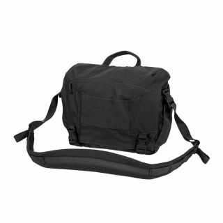 Torba Helikon URBAN COURIER BAG Medium Cordura Czarna