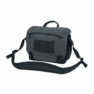 Torba Helikon URBAN COURIER BAG Medium Shadow Grey Czarna
