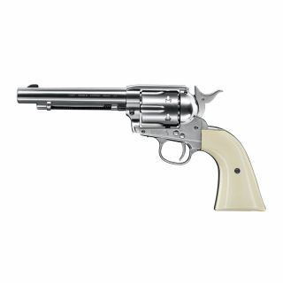 Wiatrówka Colt SAA 45 Peacemaker Nickel Plated 4,5 mm