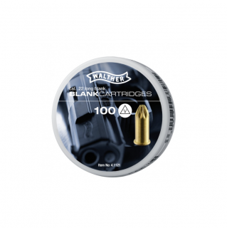 Naboje hukowe Walther 6 mm Long 100 szt. UN0014 1.4S