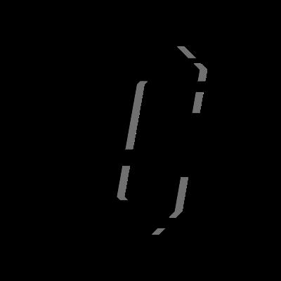 Kulochwyt metalowy Combat 14 x 14 cm, płaski