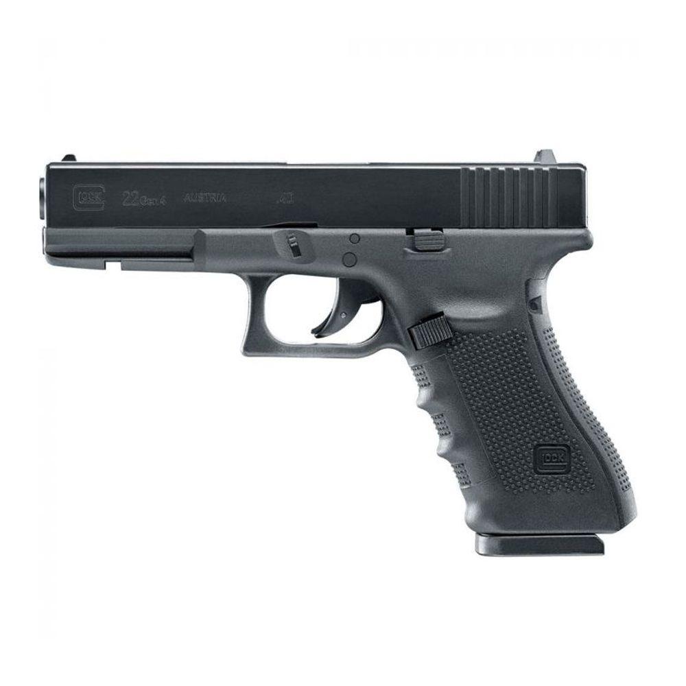 Pistolet Wiatrówka Glock 22 Gen4 BB 4,5 mm