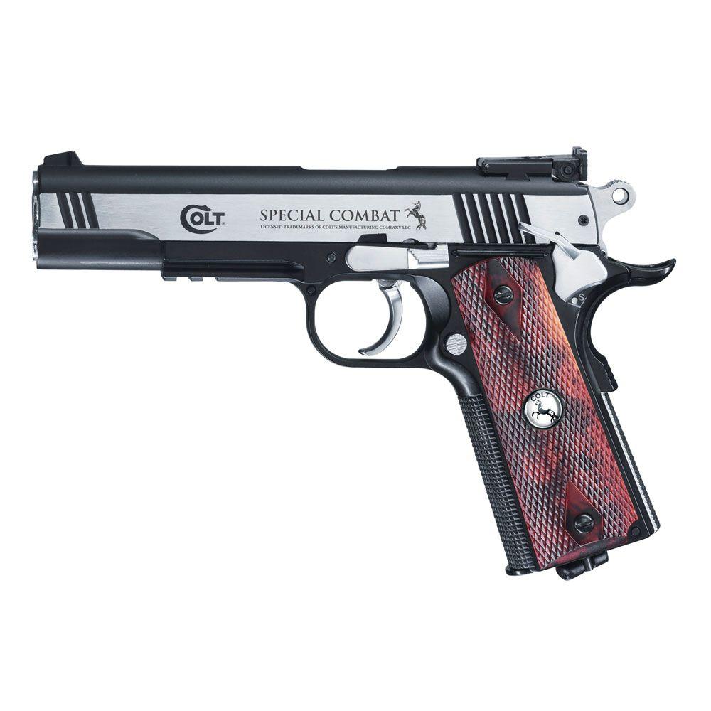 Colt Special Combat Classic BB 4,5 mm