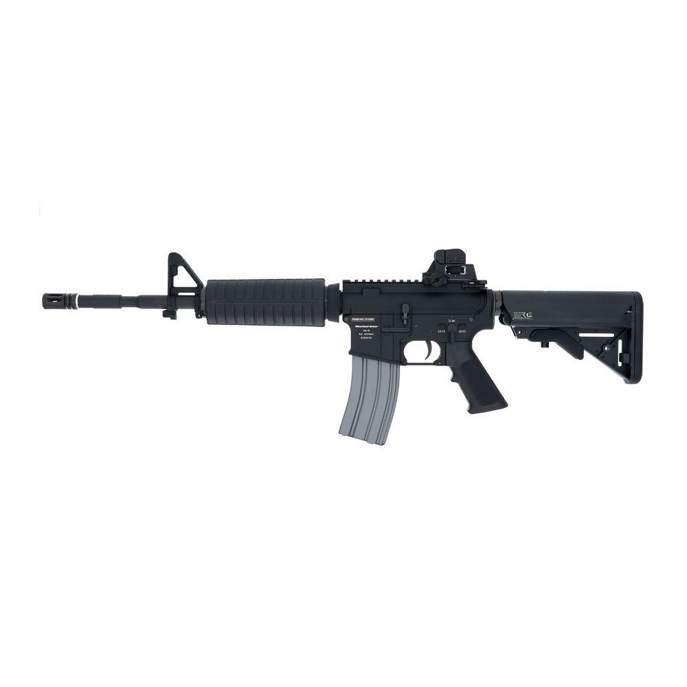 Oberland Arms OA-15 M4 Czarny 6 mm AEG