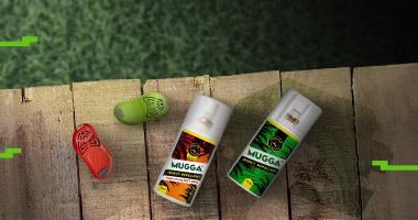 Wybierz produkty Tickless i Mugga i nie daj się insektom