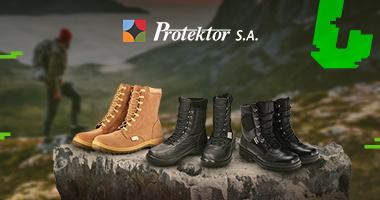 Komfort w każdych warunkach — obuwie marki Protektor w combat