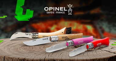 Opinel — legendarne noże rodem z Francji