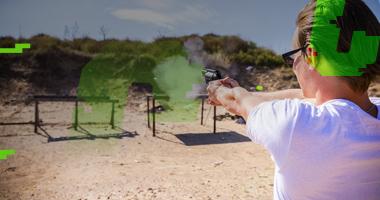 Jak stworzyć własną strzelnicę? Broń palna i wiatrówki