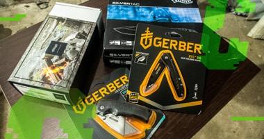 Test czterech budżetowych noży Gerber i Walther