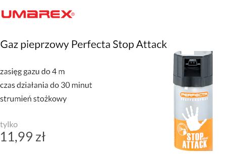 Gaz pieprzowy Perfecta Stop Attack