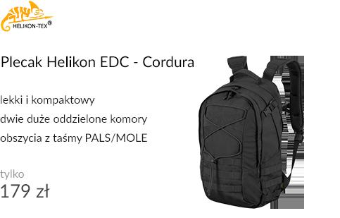 Plecak Helikon EDC - Cordura