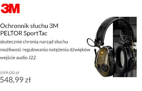 Ochronnik słuchu 3M PELTOR SportTac