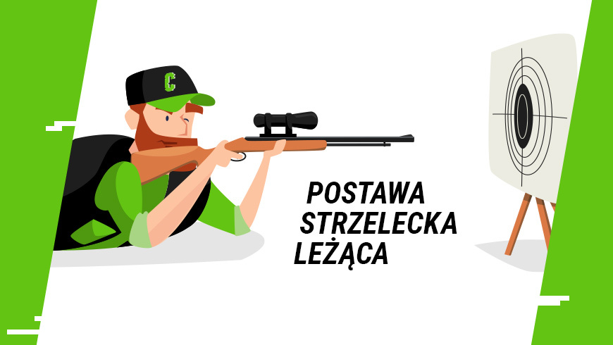 Leżąca postawa strzelecka