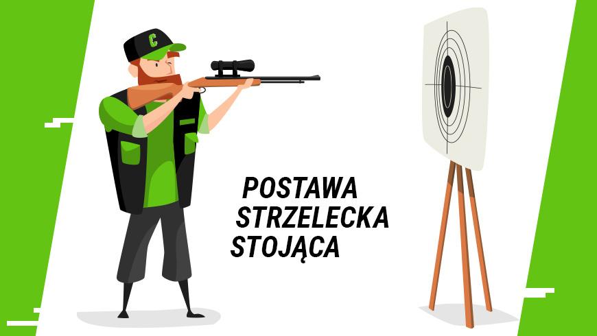 Postawa strzelecka stojąca