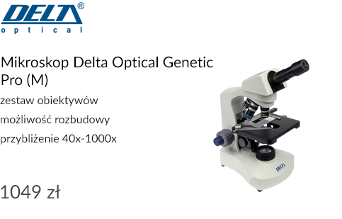 Mikroskop Delta Optical Genetic Pro (M)